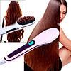 Расчёска для выпрямления волос с дисплеем HQT-906, фото 2