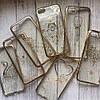 Чехол силикон ДЕРЕВО с камушками с бампером под металл в камушках на iphone 6/6S COV-057, фото 4