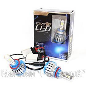 Комплект ламп для автомобиля Led T1 H7
