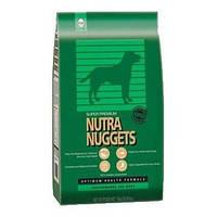 Nutra Nuggets Performance  зеленая для взрослых собак 15кг