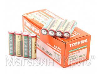 Батарейки TOSHIBA R 6 (1х4шт)