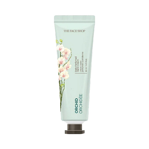 The Face Shop Daily Perfumed Hand Cream Orchid Крем для рук с экстрактом орхидеи