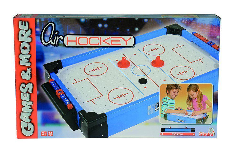 Игра Воздушный хоккей Simba 50х30 см 6160709