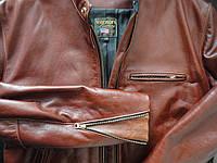 Куртки кожаные Made in USA