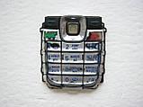 Запчасти для Nokia 2610 (плата, средняя часть корпуса, светофильтр, рамка дисплея, клавиатура, фото 2