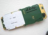 Запчасти для Nokia 2610 (плата, средняя часть корпуса, светофильтр, рамка дисплея, клавиатура, фото 7