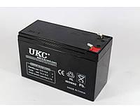 Аккумулятор BATTERY 12V 9A UKC Хит продаж!
