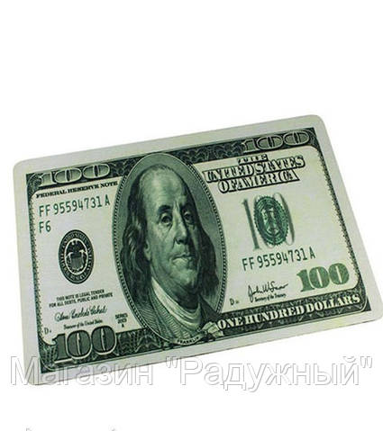 Коврик для мышки Доллар, Евро (20*28*0.2)
