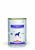 Royal Canin Sensitivity Control Duck Rice 420г-консерва для собак при пищевой аллергии