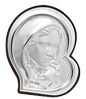 """Икона """"Богородица с младенцем""""  в итальянском стиле"""