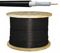 Одножильный отрезной кабель (R=0,09 Ом) TXLP BLACK DRUM для систем антиобледенения