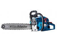 Бензопила бытовая 3 кВт, 455 мм  BauMaster GC-9952