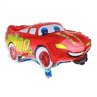 """Шарик воздушный фольгированный  в стиле  """" Тачки """"   32 см."""