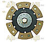 Диск сцепления керамический ВАЗ 2112 6 лепестков, бездемпфер