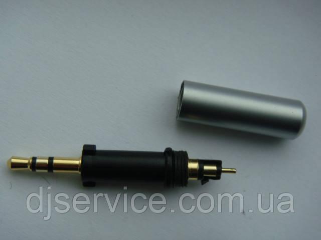 Разьем minijack 2.5mm для Pioneer HDJ1500, HDJ500
