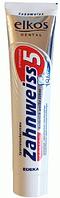 Зубная паста с отбеливающим эффектом, 125 мл. Elkos Zahnweiss 5
