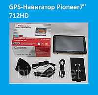 "GPS-Навигатор Pioneer7"" 712HD"