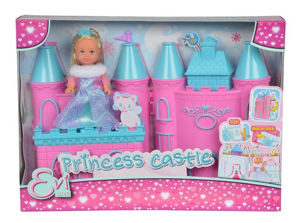 Игровой набор Еви и замок принцессы 5732301