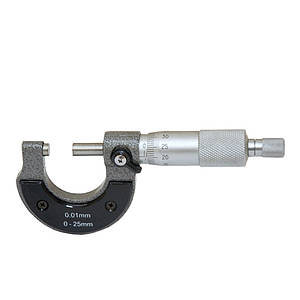 Микрометр 0-25мм Grad (3912011)