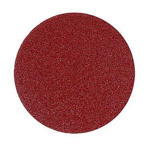 Шлифовальный круг без отверстий на липучке 10шт Ø125мм зерно 60 Sigma (9121061)