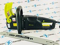 Пила ланцюгова електрична TITAN ECP2000 (OREGON комплект), фото 1