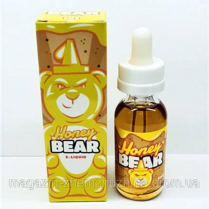 Жидкость для электронных сигарет Honey Bear, фото 2