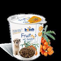 Bosch Fruitees mit Sanddorn 200г-Лакомство для собак малых пород с облепихой, фото 2