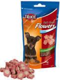 Trixie TX-31492 Мягкие цветы 75гр-  лакомство для мини собак и щенков, фото 2