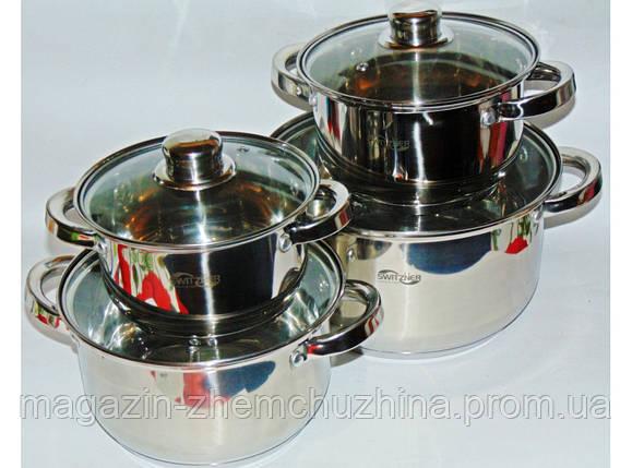 Набор посуды SWITZNER SW-9994, фото 2