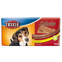 Trixie TX-2970  Schoko Dog Chocolate 100г - шоколад для собак, фото 2