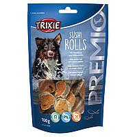 Trixie TX-31573 Premio Sushi Rolls 100г - лакомство суши-роллы для собак, фото 2