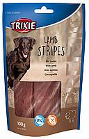 Trixie TX-31741 Premio Lamb Stripes 100г - лакомство из ягненка для собак