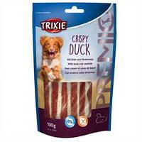 Trixie TX-31705 Premio Crispy Duck 100 гр - хрустящая утка для собак, фото 2