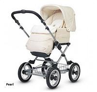 Детская коляска-трансформер Silver Cross Sleepover Deluxe