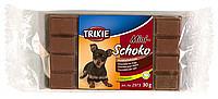 Trixie TX-2973 Mini-Schoko Dog Chocolate - лакомство для собак  30гр
