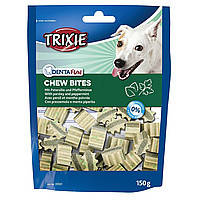 Trixie TX-31501 Chew Bites - лакомство для собак  150 гр с мятой, фото 2