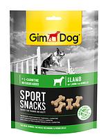 GimDog Sport Snacks 150г- лакомства мини-косточки с ягненком для собак  (G-514482)