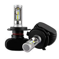 Светодиодные лампы для автомобиля Led S1 H4