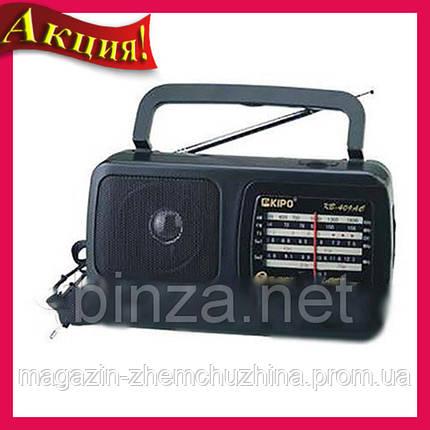Радиоприемник KIPO KB-409AC!Акция, фото 2