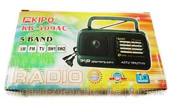 Радиоприемник KIPO KB-409AC!Акция, фото 3