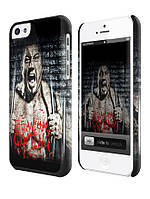 Чехол  для iPhone 5 C WWE Батиста