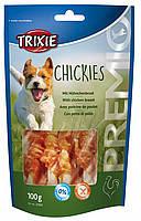 "Trixie TX-31591 лакомство для собак ""Chickies"" (кальций+кур.грудка) 100гр, фото 2"