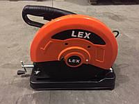 Пила монтажная, труборез LEX LXCM295 (2950W) торцовка по металлу