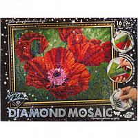 Алмазная живопись  ДМ-02-04 DIAMOND MOSAIC