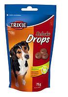Trixie TX-31614 Chocolate Drops 350г дропсы для собак со вкусом шоколада, фото 2