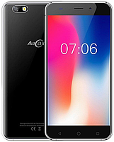 "AllCall Madrid Black 1/8 Gb, 5.5"", MT6580A, 3G, фото 1"