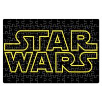 Пазл Star Wars - Yellow Logo