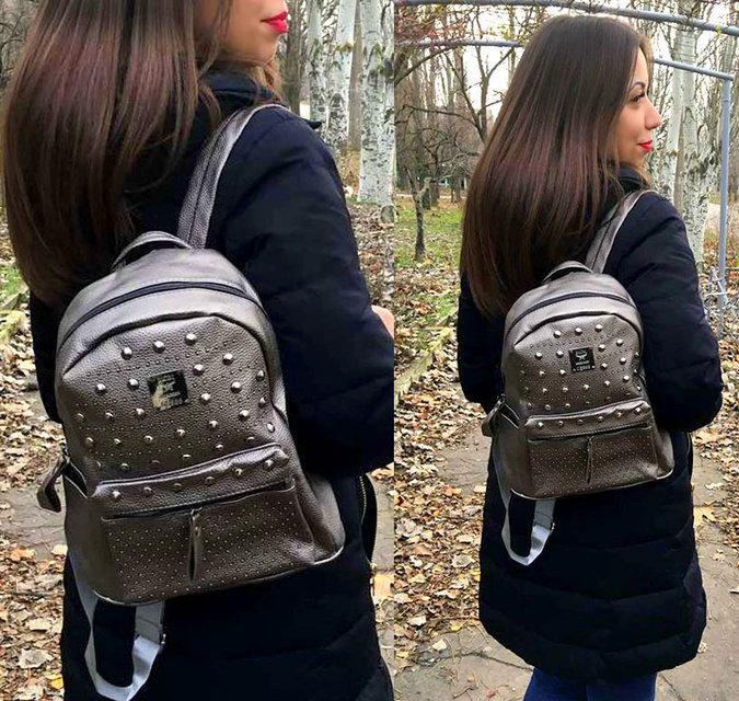 Женский рюкзак большой