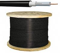 Одножильный отрезной кабель (R=5,35 Ом) TXLP BLACK DRUM для систем антиобледенения