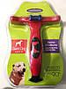 Щетка для грумминга собак Фурминатор Short Hair Giant Dog UNHAIRING  12,7см  c кнопкой!Акция, фото 5
